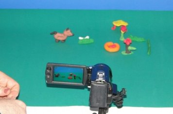 Oficina Stop Motion!