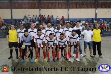 Final do Campeonato Municipal de Futsal.